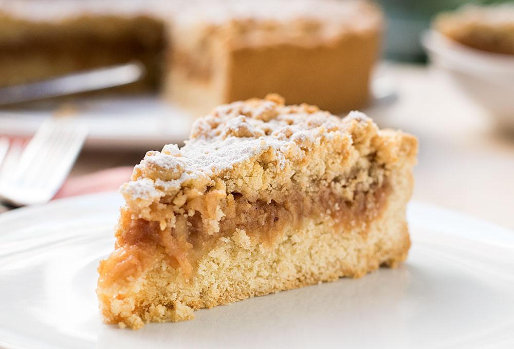 Apple Crumble Cake Recipe Jamie Oliver: Apple Crumble Pie
