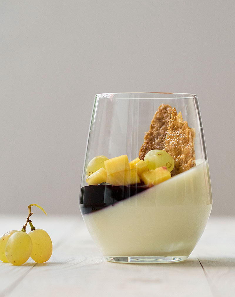 santorini-sweet-wine-panacotta