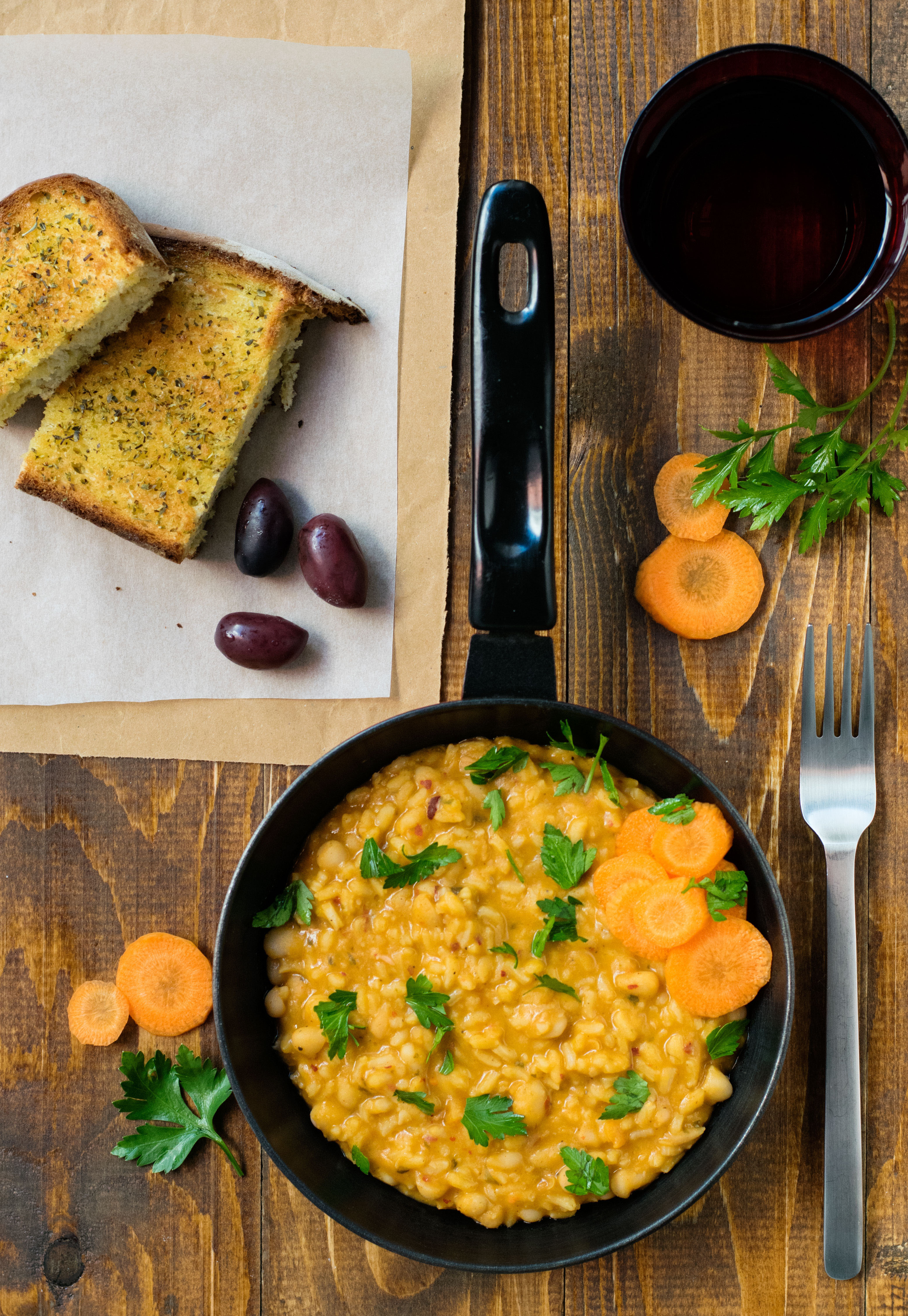 traditional-bean-risotto