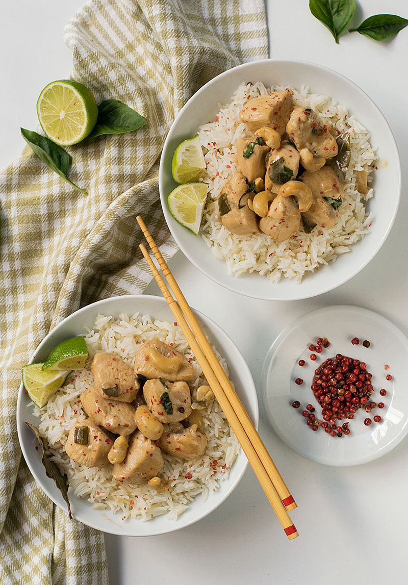 30-minutes-thai-style-coconut-chicken
