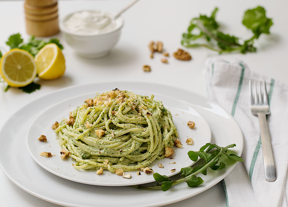 detox-pasta-with-creamy-spinach-pesto-3
