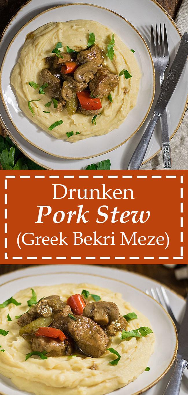 Drunken Pork Stew 6