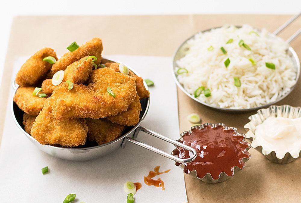 extra crispy fried chicken bites 3