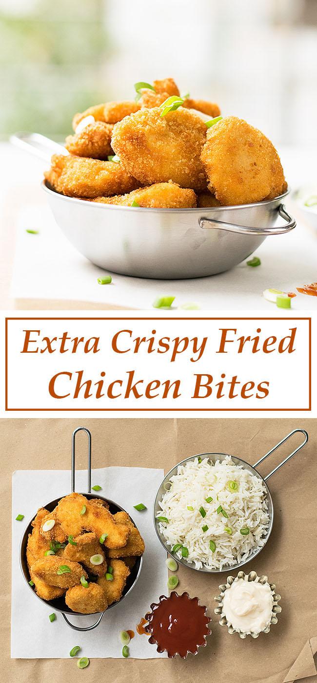 extra crispy fried chicken bites 4