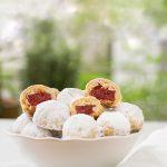 Turkish delight filled cookies 4