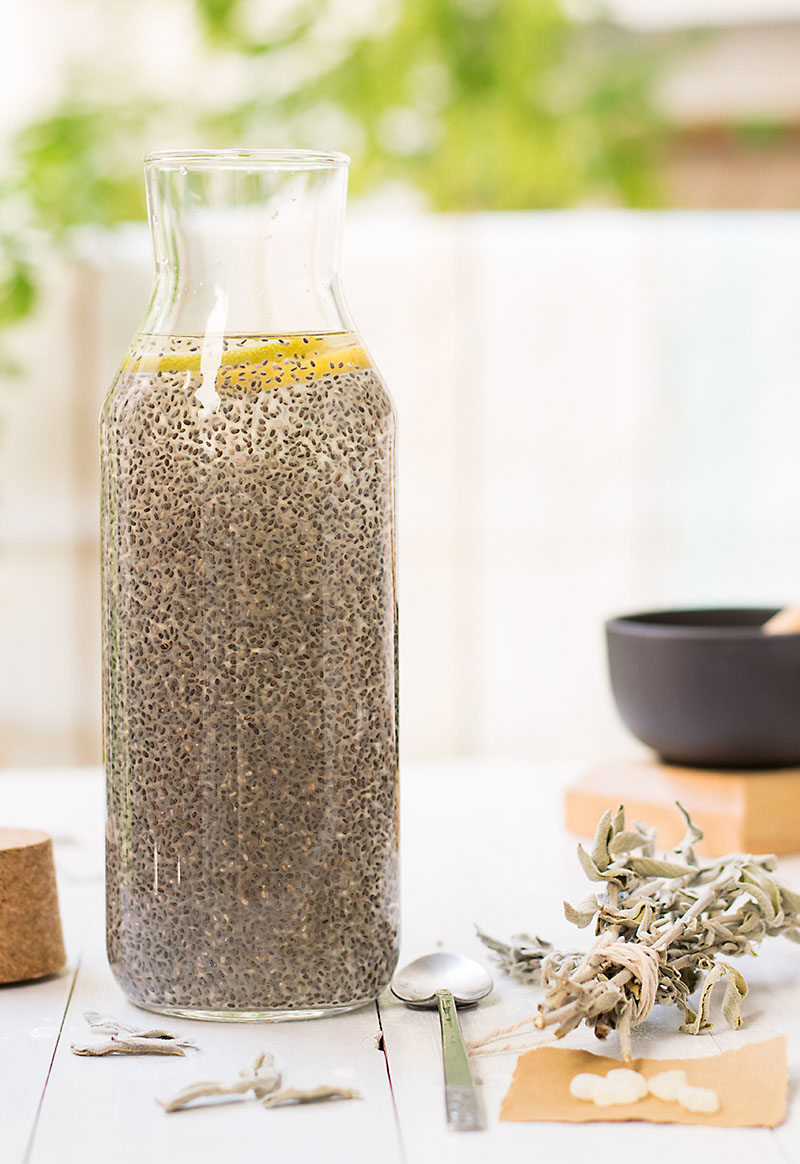 Powerful sage and mastic chia fresca 4