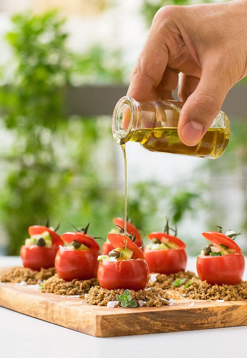 Authentic Greek Salad 2 ways 6