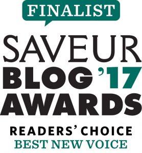 saveur blog awards finalist