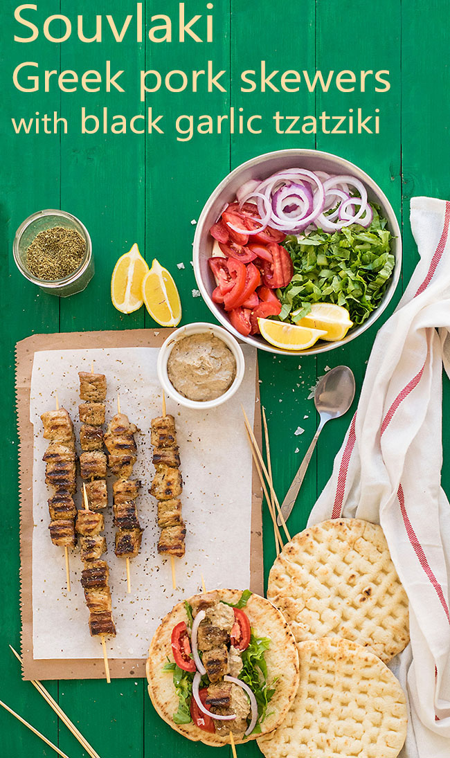 Greek Pork Skewers (Souvlaki) 6