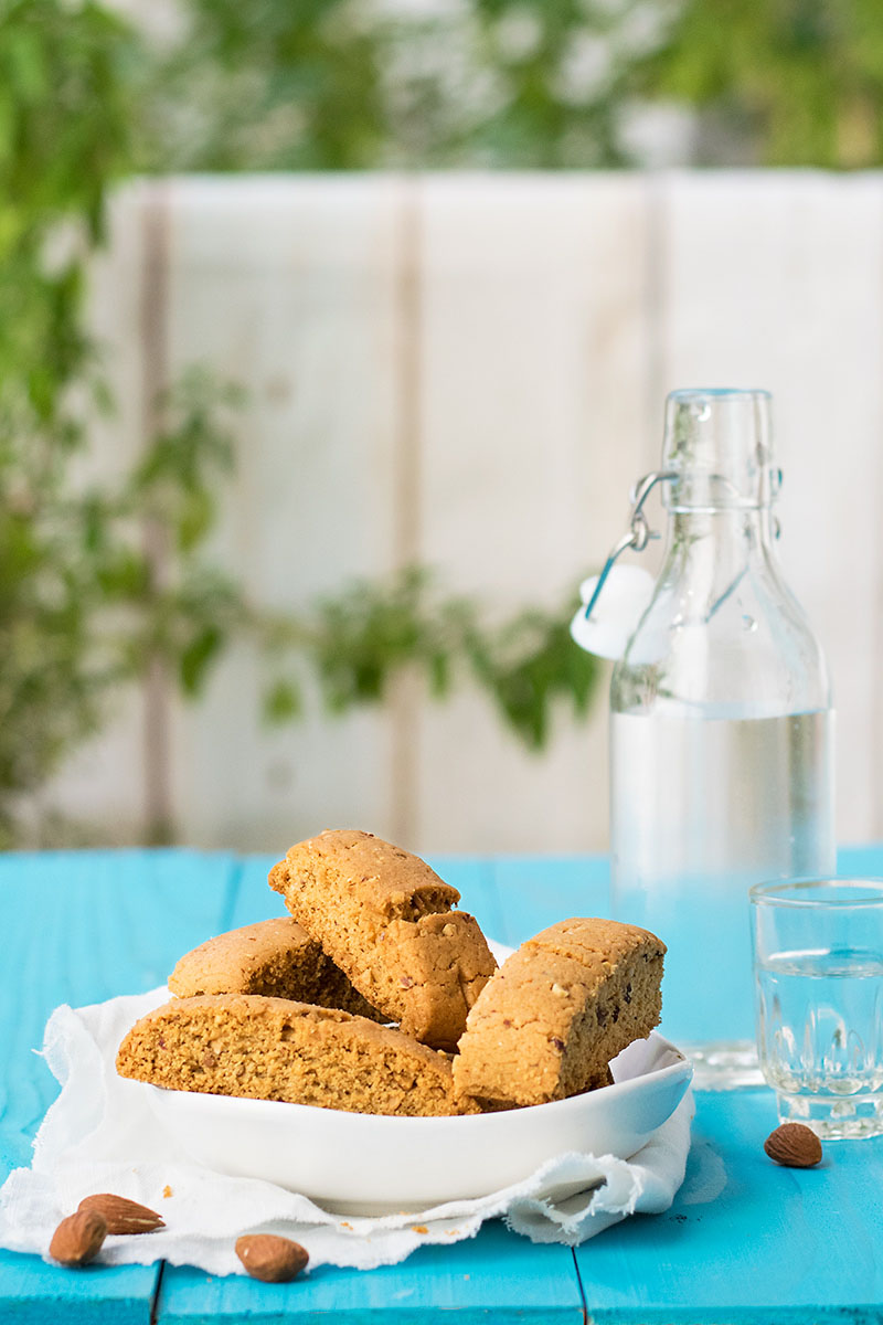 Cretan almond biscotti (Kalorizika) 5