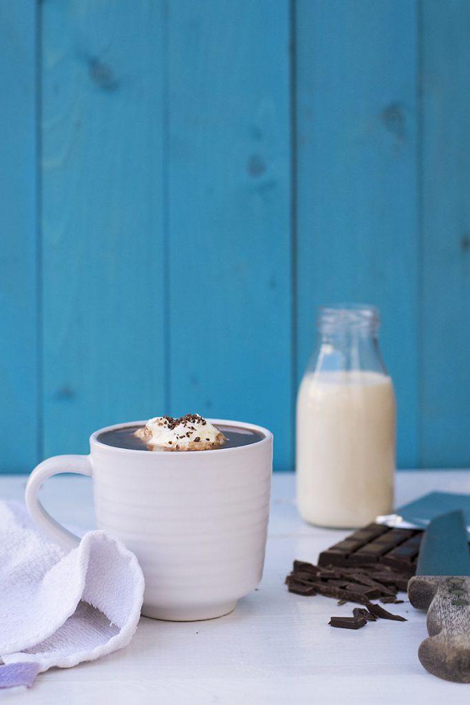 How to make thick & velvety French hot chocolate (Chocolat Chaud) 3