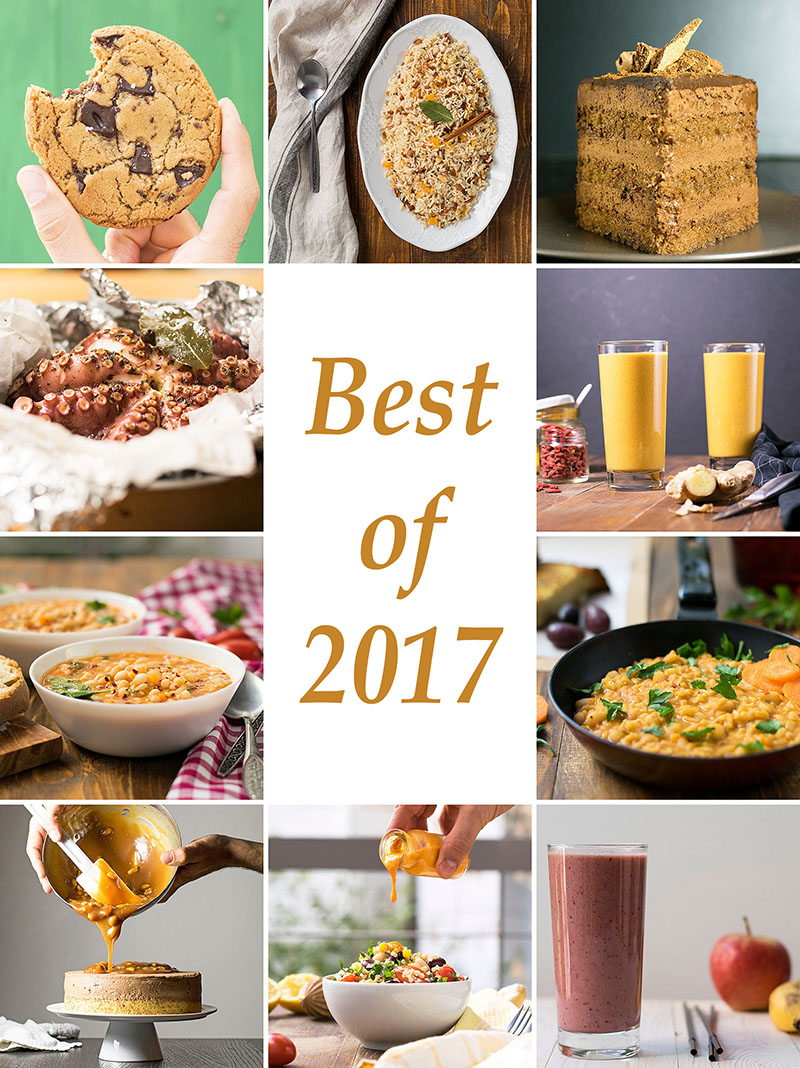 most popular recipes of 2017 1