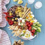 Greek meze plater profile