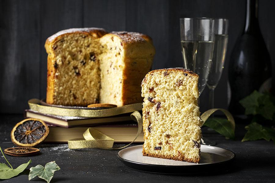 Easy Italian Christmas Bread (Panettone) 5