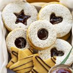 Easy sugar cookies recipe with olive oil feat