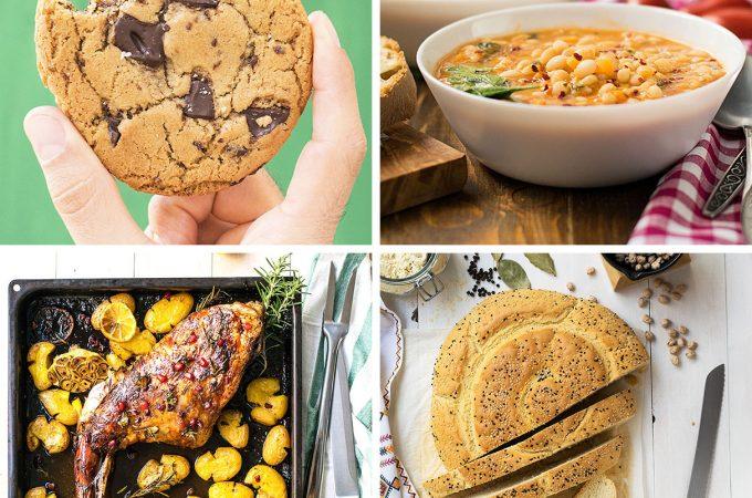 top 10 recipes 2018
