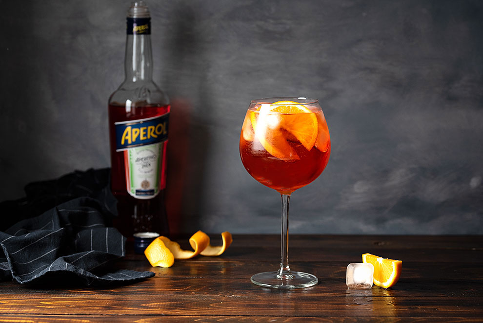 aperol spritz summer cocktail 1