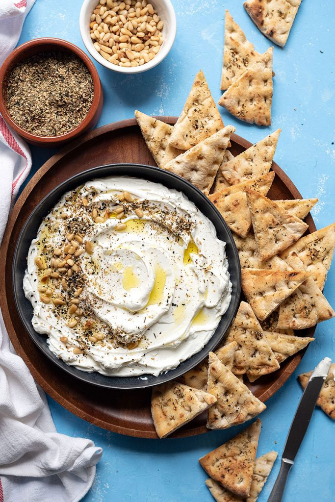 How to make labneh (Yogurt cheese) 2
