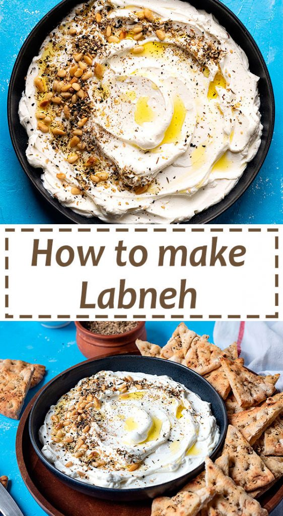 How to make labneh (Yogurt cheese) 5