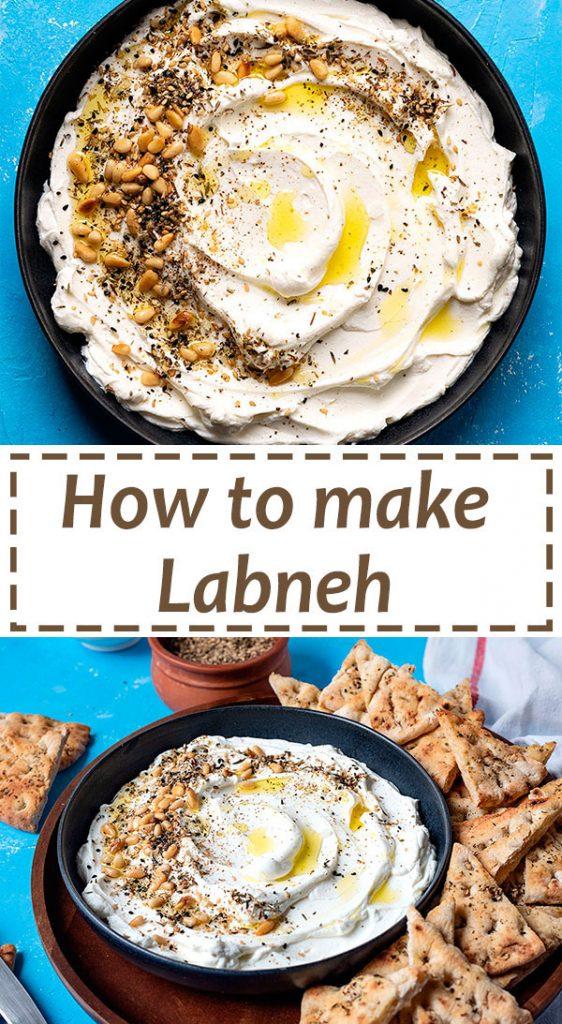 How to make labneh (Yogurt cheese) 5