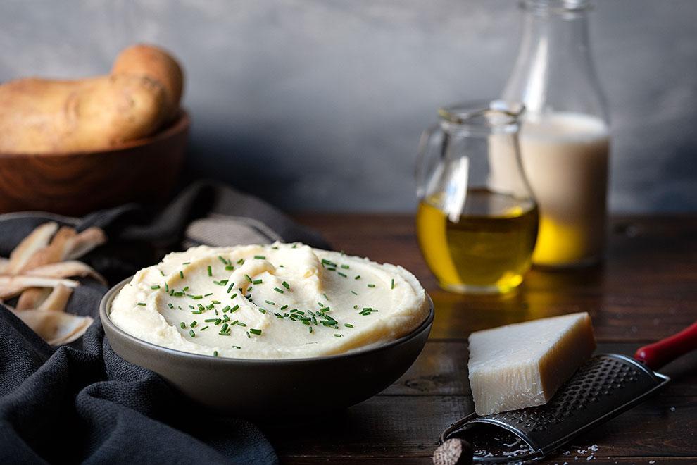 Best homemade mashed potatoes recipe (Italian style) 2