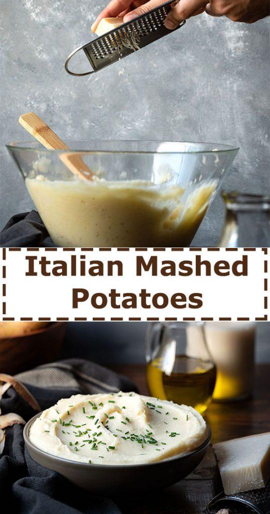 Best homemade mashed potatoes recipe (Italian style) 5