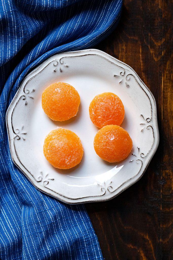how to make salt cured egg yolks  3
