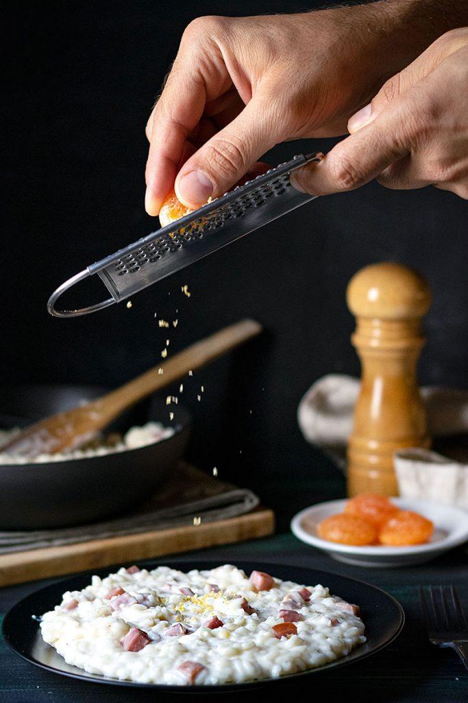 how to make salt cured egg yolks 4