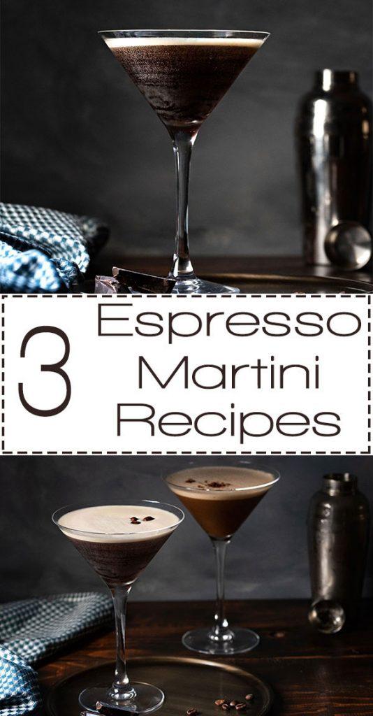 espresso martini in a martini glass 5