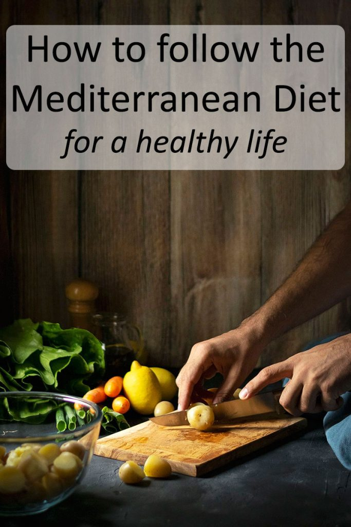 the mediterranean diet - salad