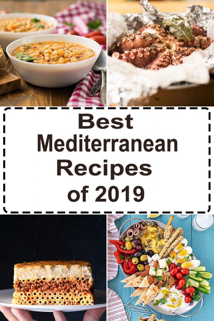Best Mediterranean recipes