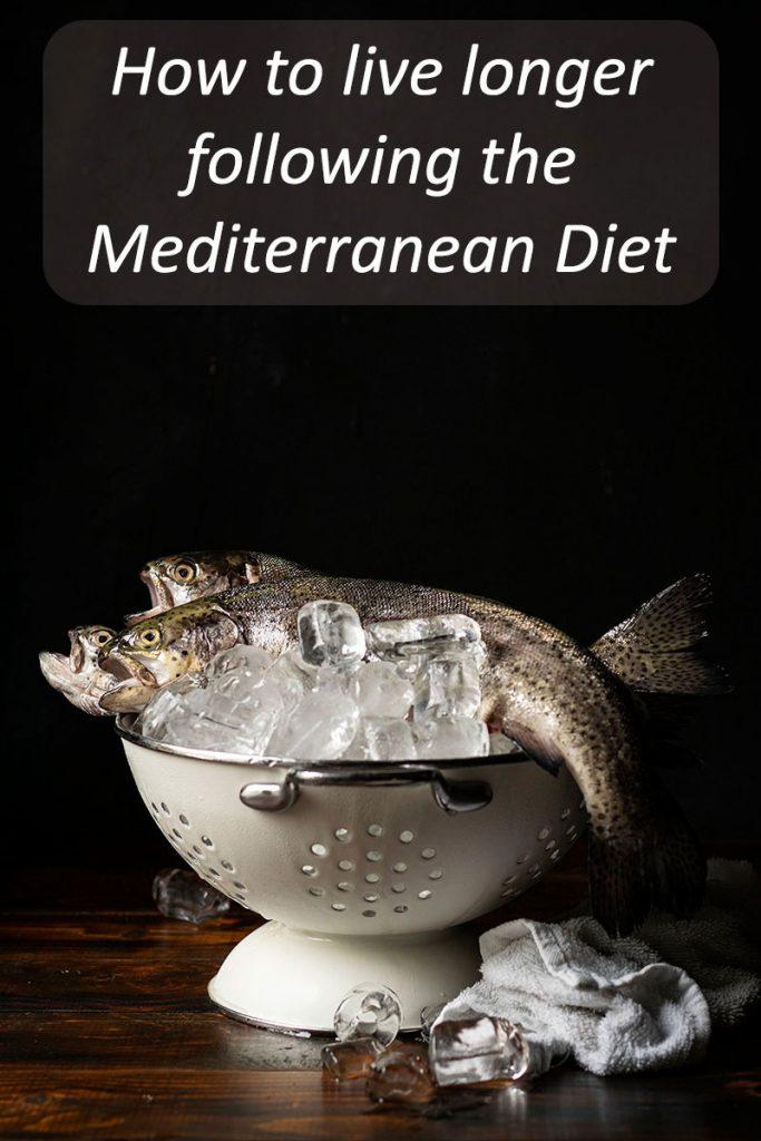 the mediterranean diet - bowl with fish