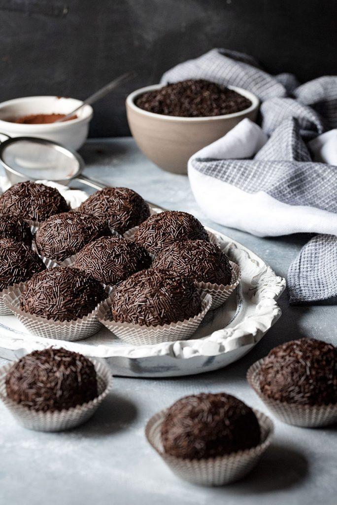 Jumbo chocolate truffles 2