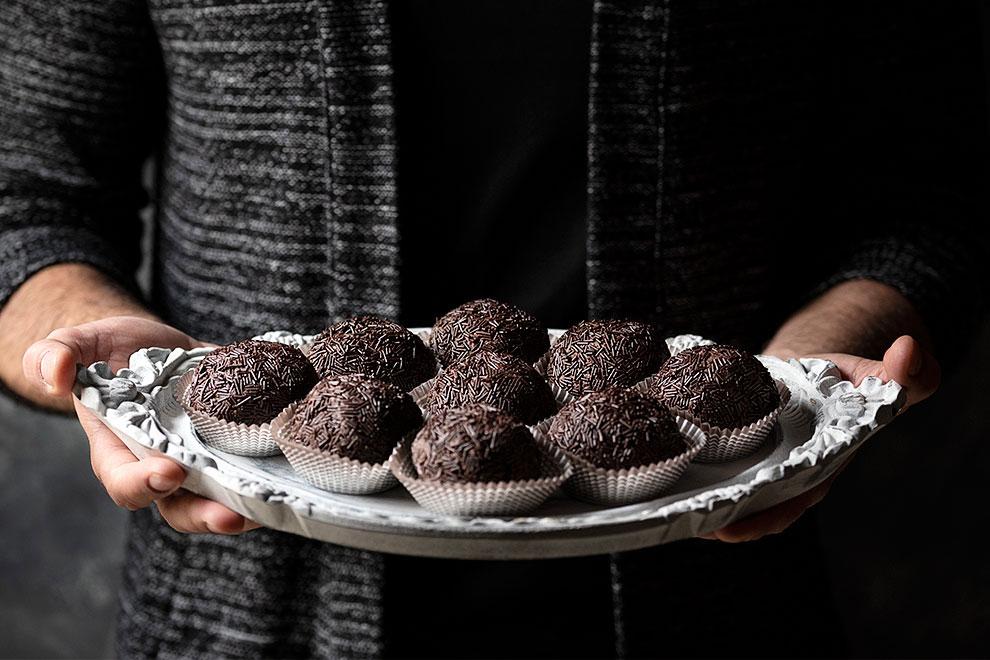 Jumbo chocolate truffles 5