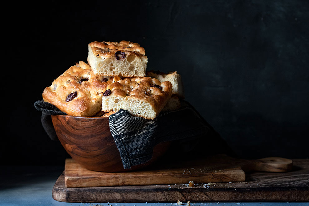 Basic focaccia bread recipe 5