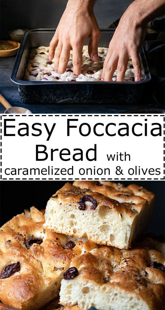 Basic focaccia bread recipe 6