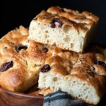 Basic focaccia bread recipe