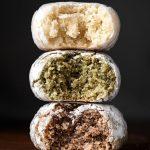 Italian almond cookies - soft amaretti profile