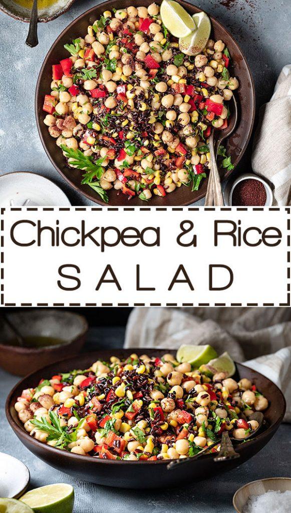chickpea salad 5