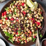 chickpea salad profile