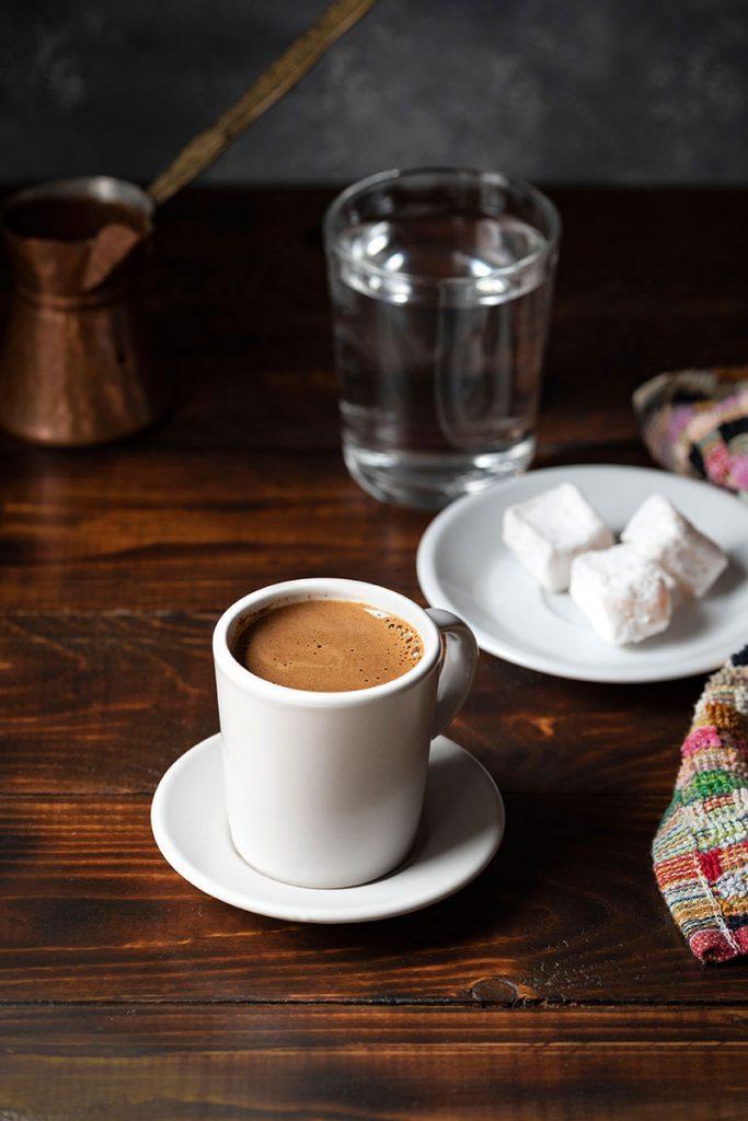 Turkish Greek coffee 1