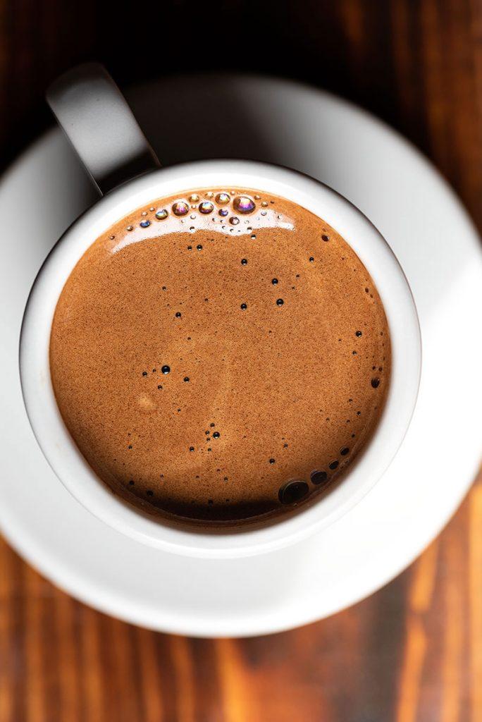 Turkish Greek coffee 2