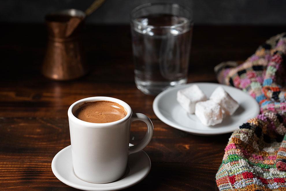 Turkish Greek coffee 3
