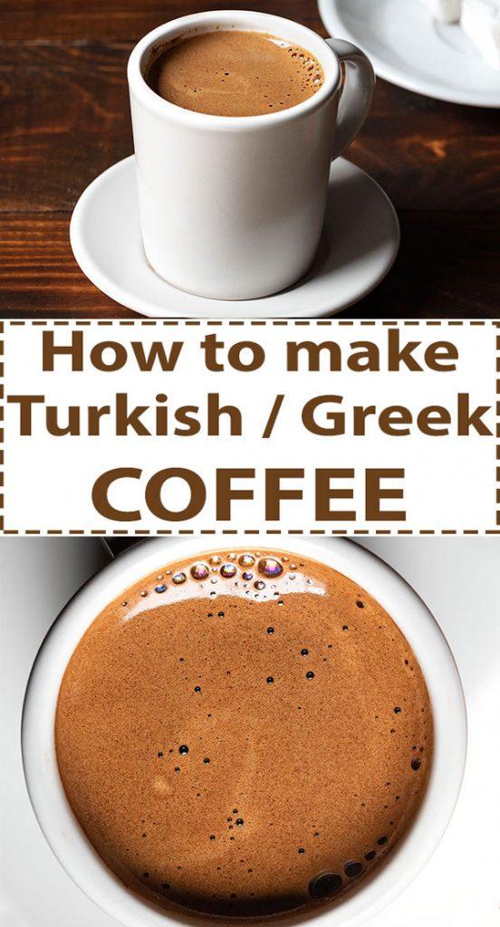 Turkish Greek coffee 5