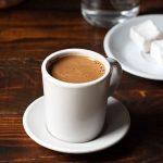 Turkish Greek coffee profile