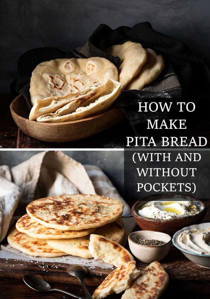 homemade pita bread 3