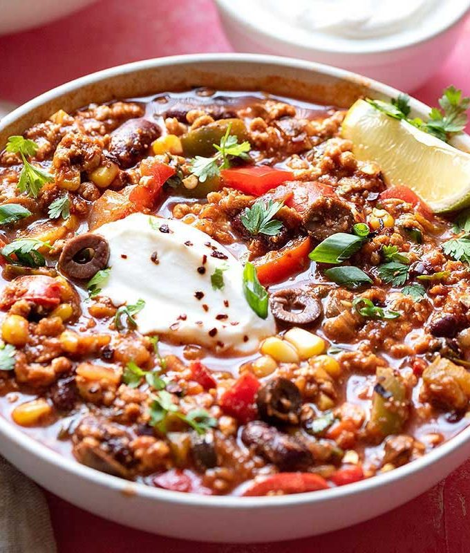 turkey chili thumbnail